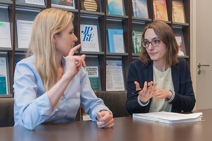 Jana Jonckheere & Hélène Zimmer