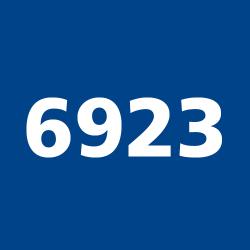 6923 dagen training in 2019