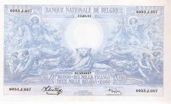 Figure belga note